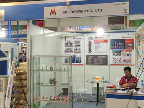 International Plastic and Rubber Show, 2014